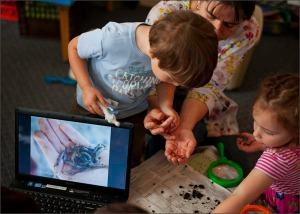 technology in pre-school