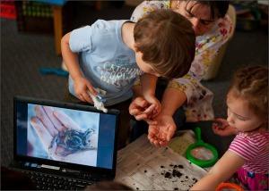 technology in pre-school